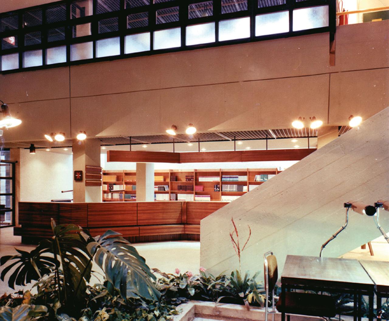 Freihandnutzung Bibliothek