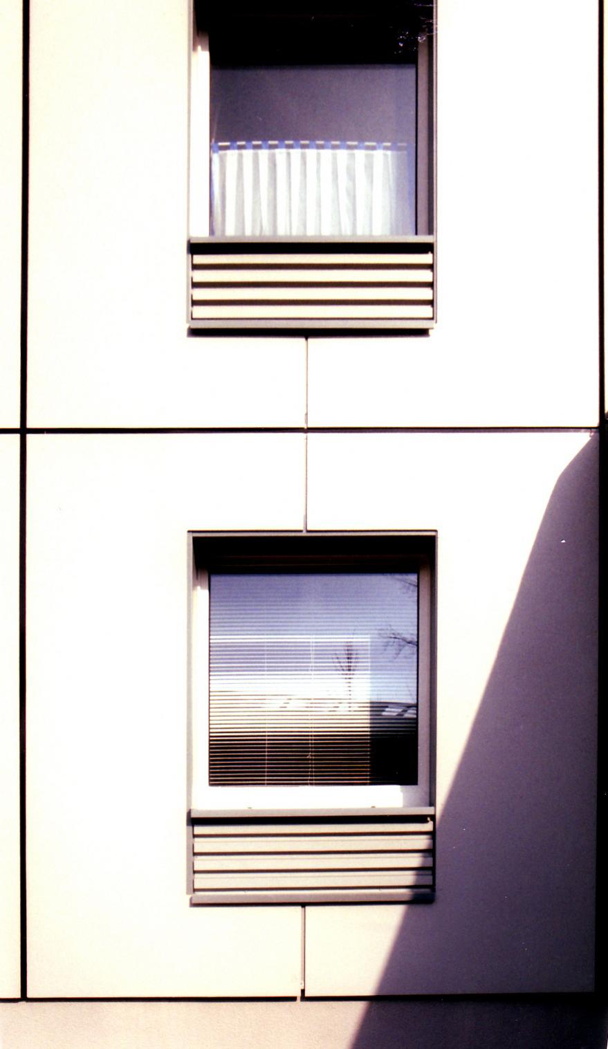 Fassadendetail Neu