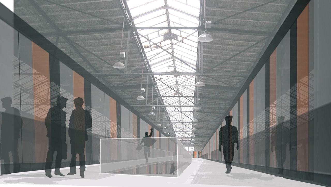 Innenraumpesspektive-Halle