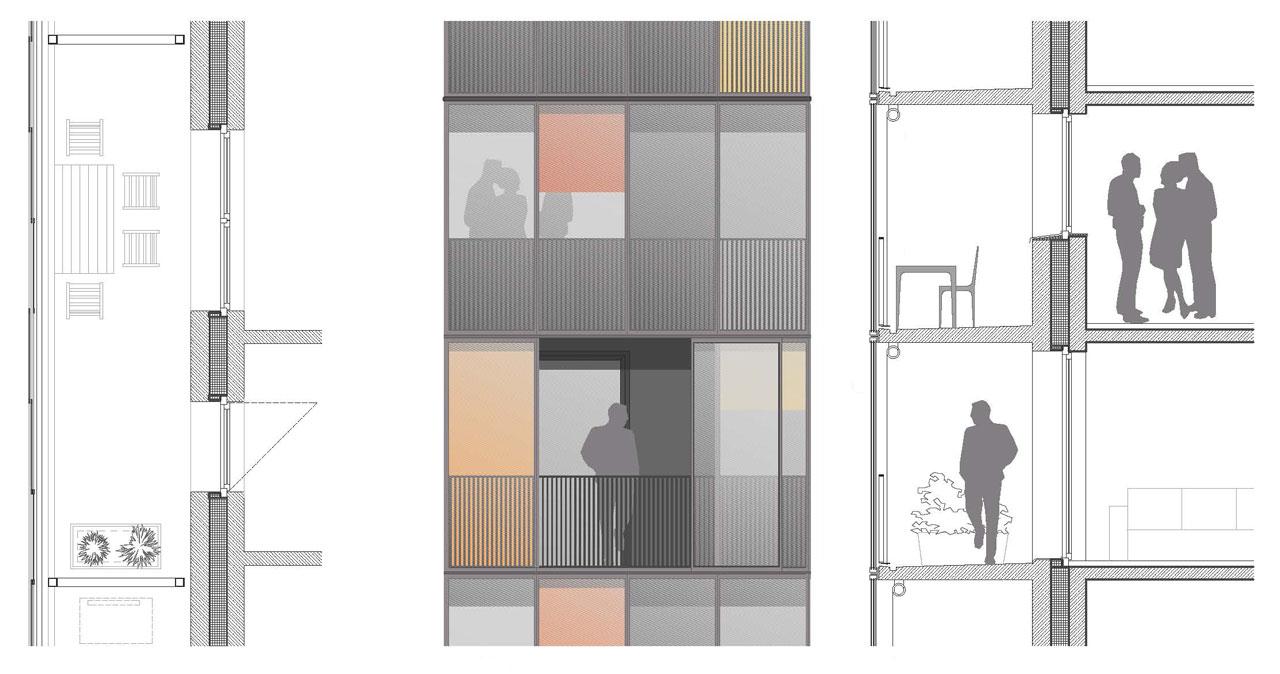 Details_Loggienkonstruktion