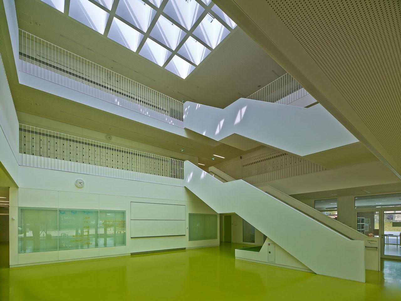 Atrium-Treppe