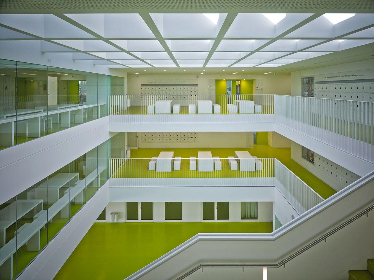 Blick-Atrium
