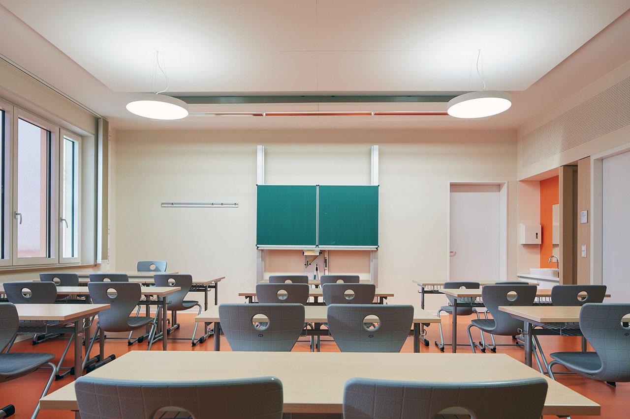 Klassenraum Innen