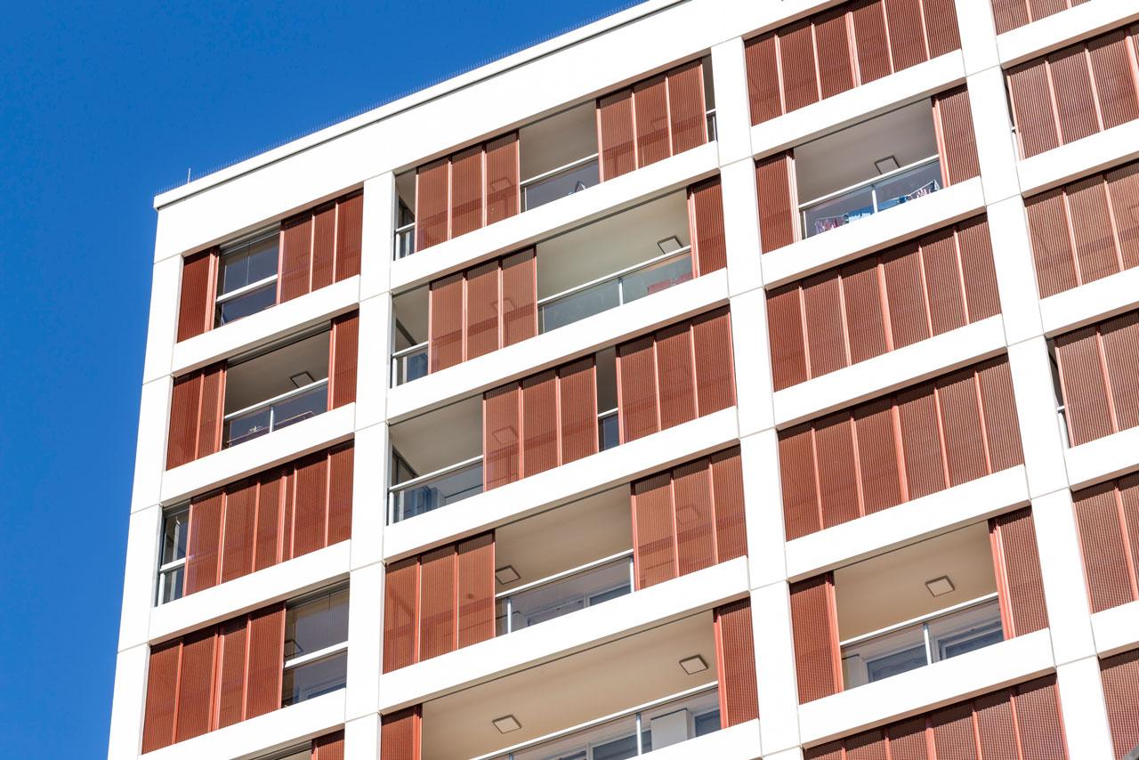 Balkoneinheiten
