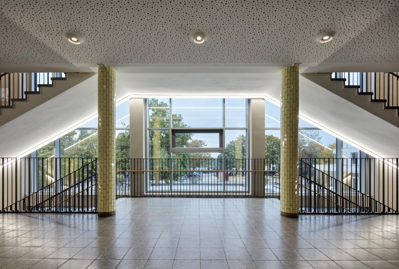 Treppenhalle Obergeschoss