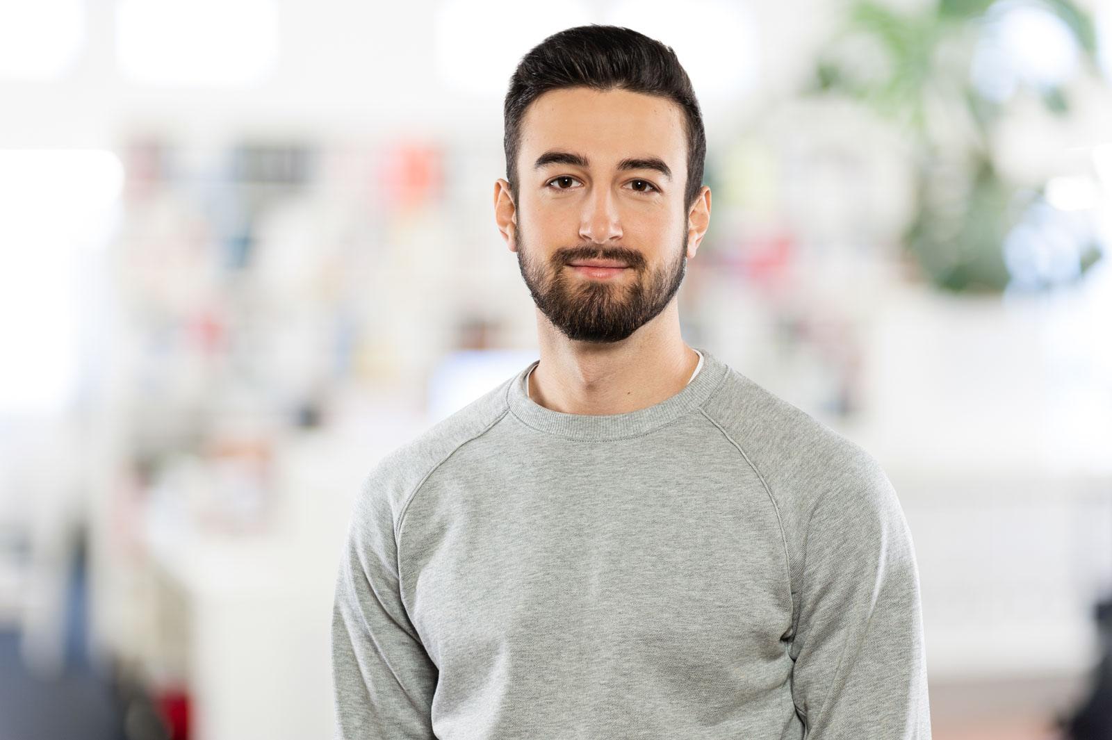 Christoph Jahn - Werkstudent