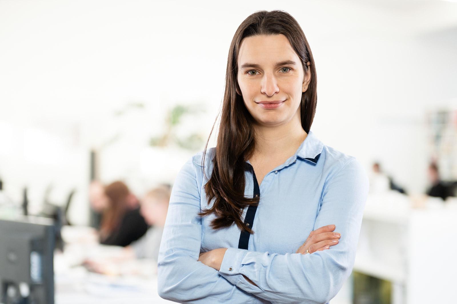 Jenny Neumann - Internationale Bürokauffrau